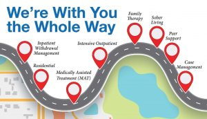 With you the whole way image