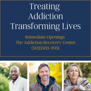 Treating Addiction transforming lives picture
